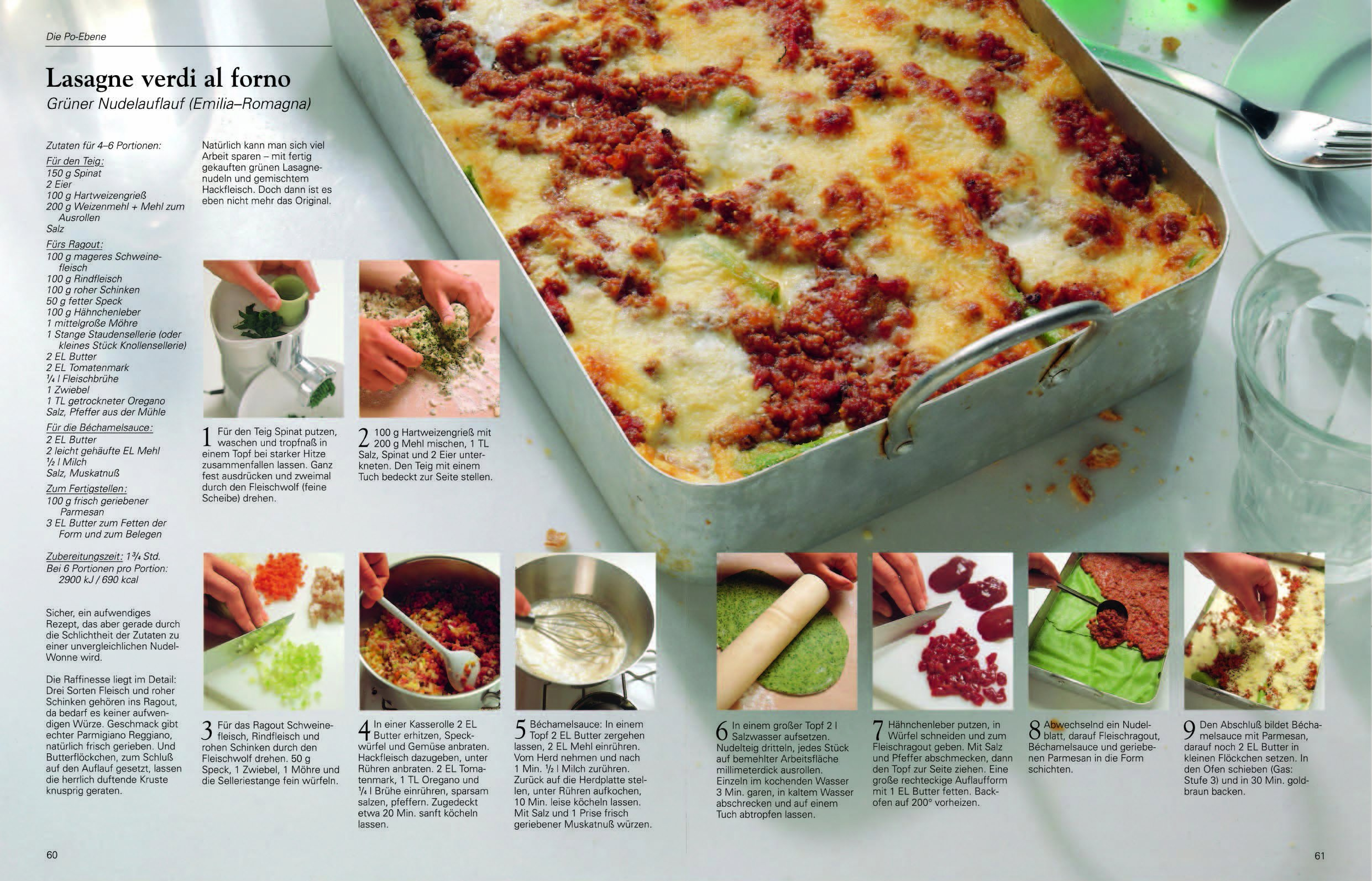 Kochbuch italienische kuche for Italienisches kochbuch