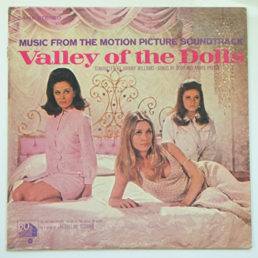 Image result for valley of the dolls ost vinyl art