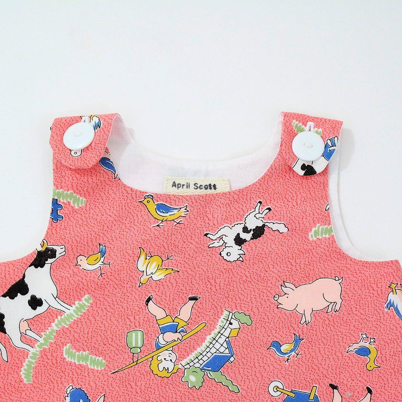 Girls Farm Barnyard country Dress