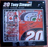 Nascar 20 Tony Stewart Scrapbook Kit