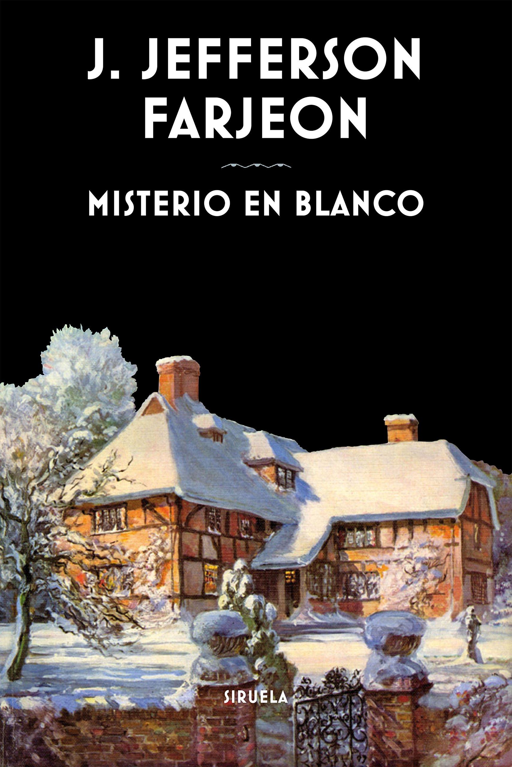 Misterio en blanco: 337 (Libros del Tiempo): Amazon.es: Farjeon, J. Jefferson, Palomas, Alejandro: Libros
