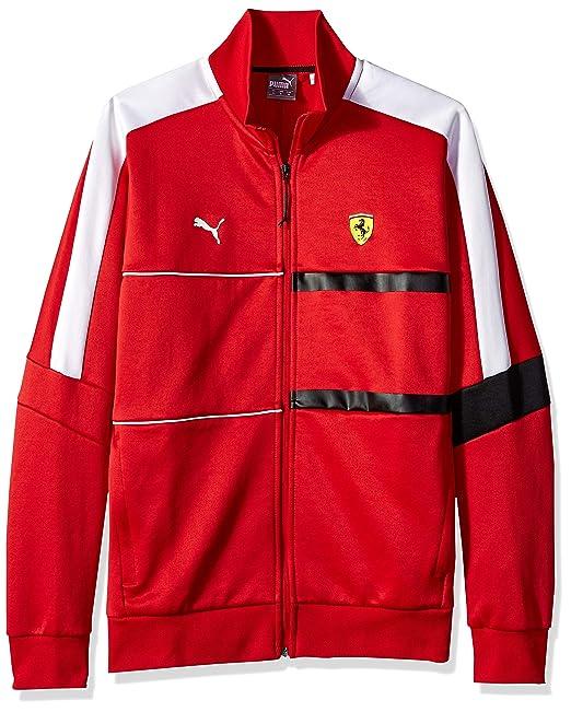 Scuderia Ferrari T7 Track Jacket