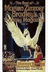Best of Marion Zimmer Bradley Fantasy Magazine - Volume 2 Kindle Edition