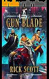Gun Blade: A LitRPG Fantasy Sci-fi (Crystal Shards Online Book 4)