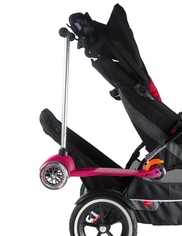 The Ultimate Buggy Hook Gancho de transporte de patinetes para cochecito de beb/é Scoot