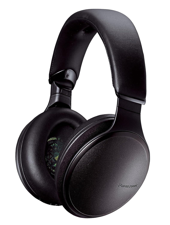 パナソニック 密閉型ヘッドホン ワイヤレス ハイレゾ音源対応 ブラック RP-HD500B-K   B079D35BNL
