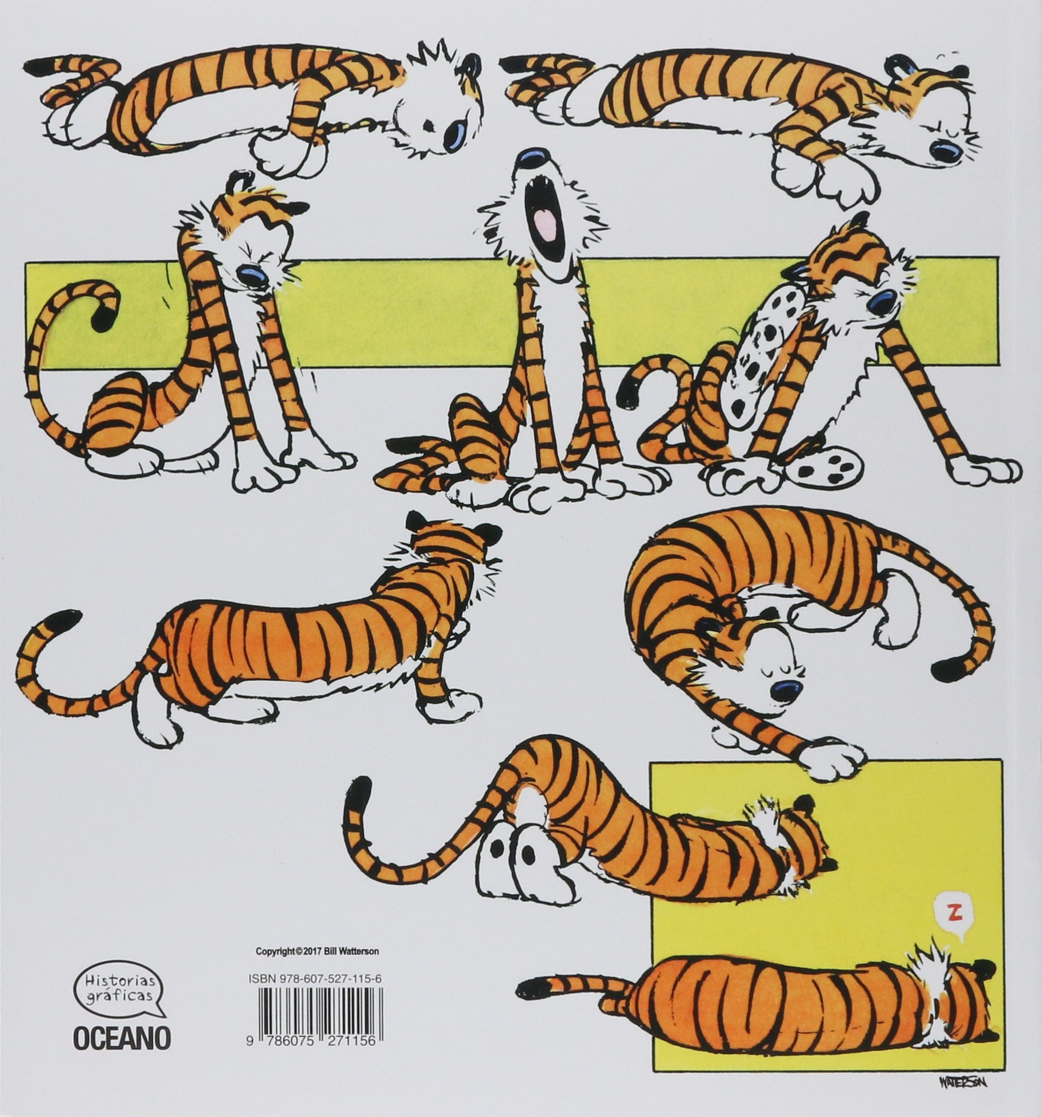 Calvin y Hobbes 7. El ataque de los monstruos mutantes de nieve: Bill Watterson: 9786075271156: Amazon.com: Books