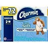 Charmin Ultra Soft Toilet Paper, 36 Double Rolls