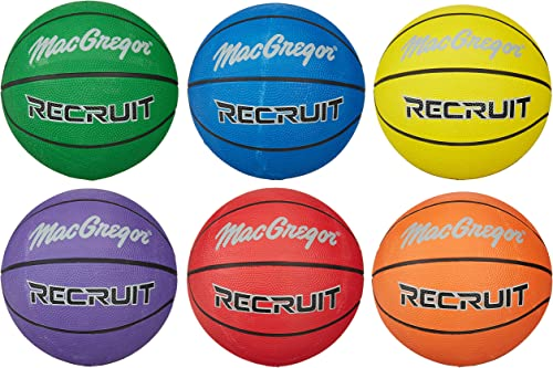 MacGregor Lil Champ Basketball Set of 6