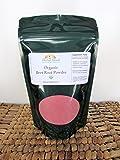 Beet Root Powder - 16 oz or 1 lb Bag - Organic (Beta vulgaris) Free Shipping