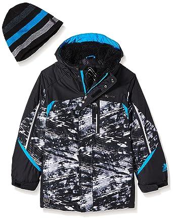 c4a44c1c1 Amazon.com  ZeroXposur Boys Thunder Snowboard Jacket  Clothing