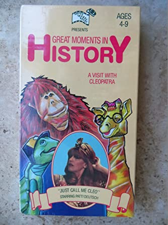 Amazon Great Moments In History
