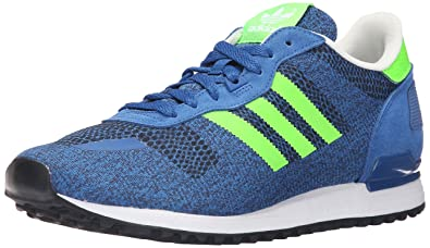 new arrival ed3d6 4c003 ... adidas Originals Mens ZX 700 IM Shoe,Equipment BlueGreenWhite,4 Adidas  Lovers Zx 700 Retro Running Shoes Army Green Blue Yellow Mystical ...
