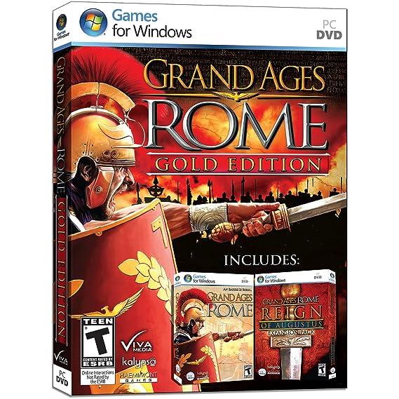 серийный номер grand ages rome gold edition