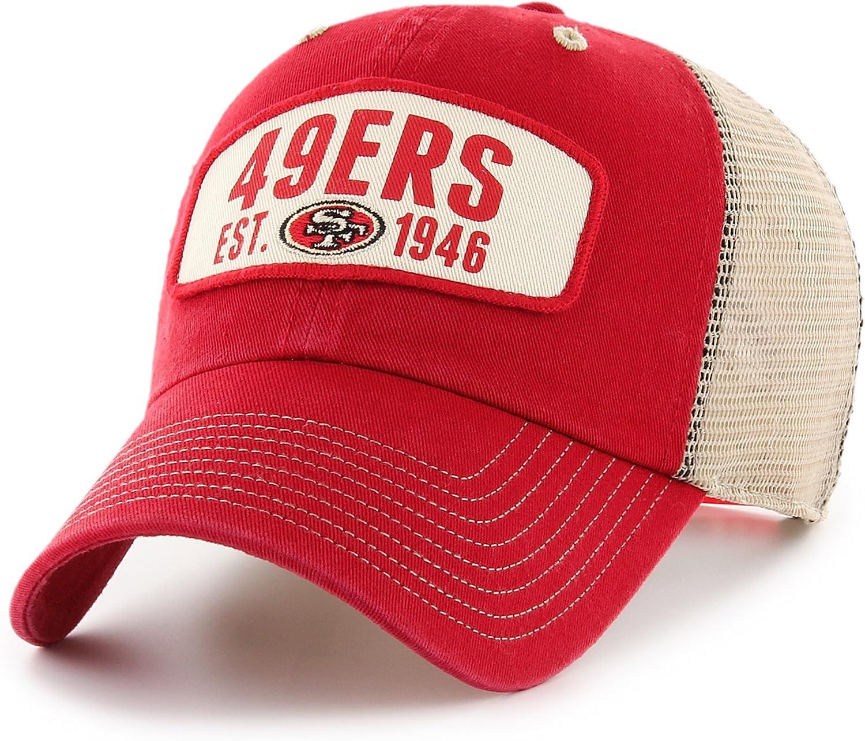 NFL Mens OTS Woodford Challenger Adjustable Hat