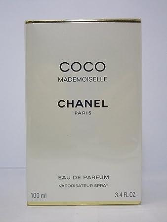 141a9593b4e1 Amazon.com : [Paris fragrance] Coco Mademoiselle Eau De Parfum Spray 3.4 fl  oz/100ml - Brand New Sealed : Beauty