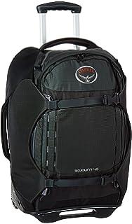 825851ff8 Amazon.com: Osprey Packs Sojourn Wheeled Luggage, Flash Black, 80 L ...