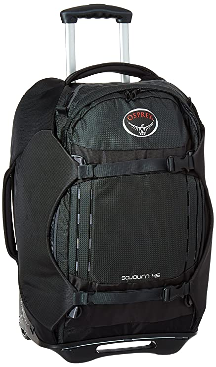 Amazon.com  Osprey Packs Sojourn Wheeled Luggage 289fc4ad814f0