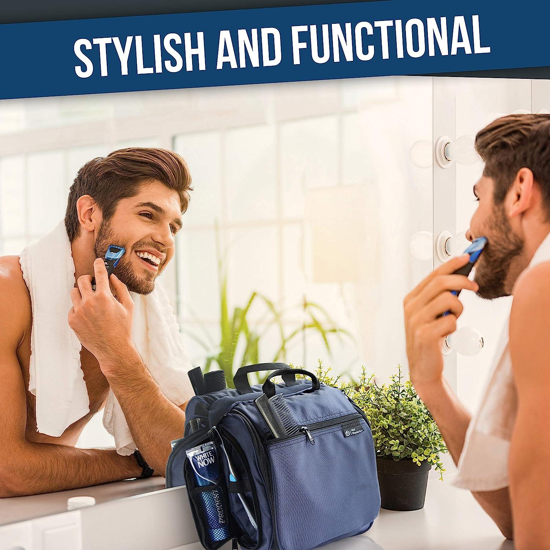D/&D Trousse de toilette suspendue pour homme et femme Kit de voyage parfait pour maquillage bleu Bleu - HTB-M-B toilettes et cosm/étiques eBook gratuit