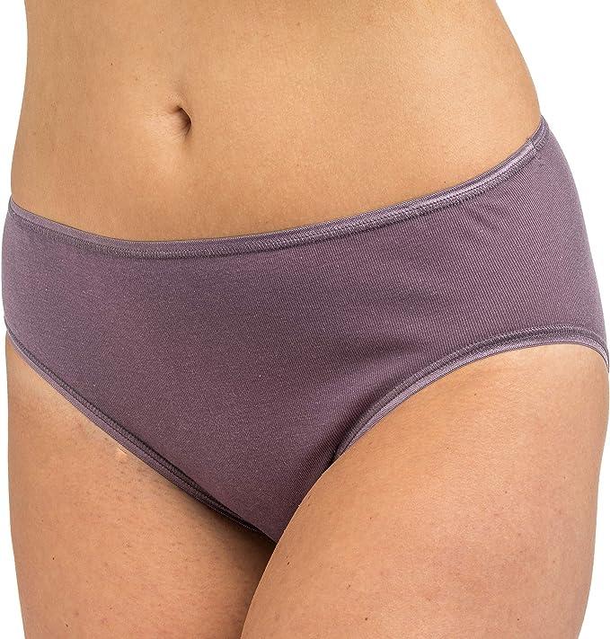 HERMKO 5031 Bragas de algodón/Elastano para Mujer. Bragas para Mujer: Amazon.es: Ropa y accesorios