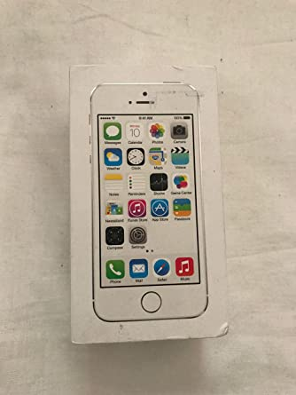 e8364148ef3817 Apple iPhone 5s 16GB - Factory Unlocked SIM Free Smartphone Excellent  Condition (Silver): Amazon.co.uk: Electronics