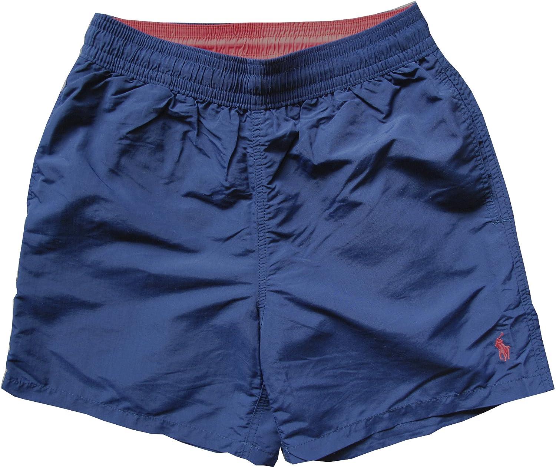 Ralph Lauren Polo Azul Marino Hawaianas o de pantalón Corto de ...