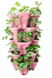 5-Tier Strawberry and Herb Planter - Stackable