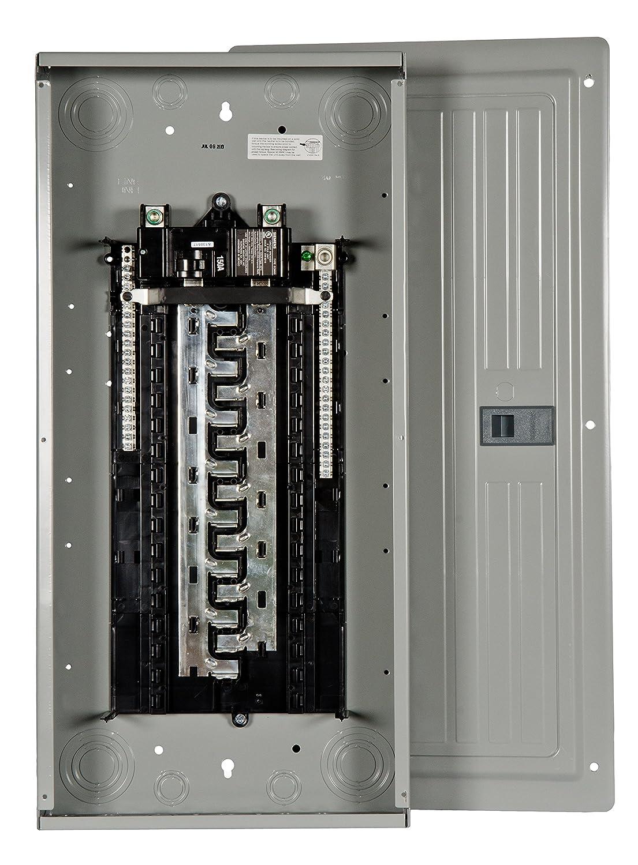 Siemens S3040B1150 150 Amp, 30 Space, 40 Circuit, Indoor Main Breaker Load  Center - Circuit Breaker Panels - Amazon.com