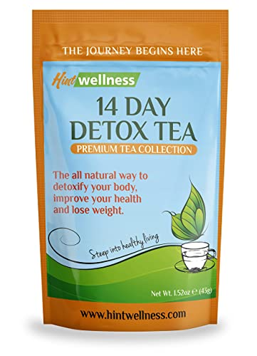 Hint Wellness 14 Day Detox Tea Review