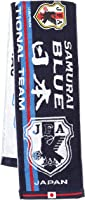 (Jリーグエンタープライズ)J.LEAGUE ENTERPRISE サッカー 日本代表 観戦グッズ タオルマフラー エンブレム
