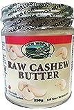 New World Foods Cashew Butter Raw Conventional 250g