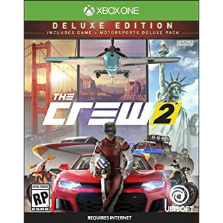 The Crew 2 Deluxe Edition - Xbox One [Digital Code]