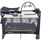 GRACO 葛莱 多功能儿童床 便携儿童游戏床带挂件 移动尿布更换台 1924833