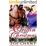 A Griffin for Christmas (Shifters for Christmas Book 1)