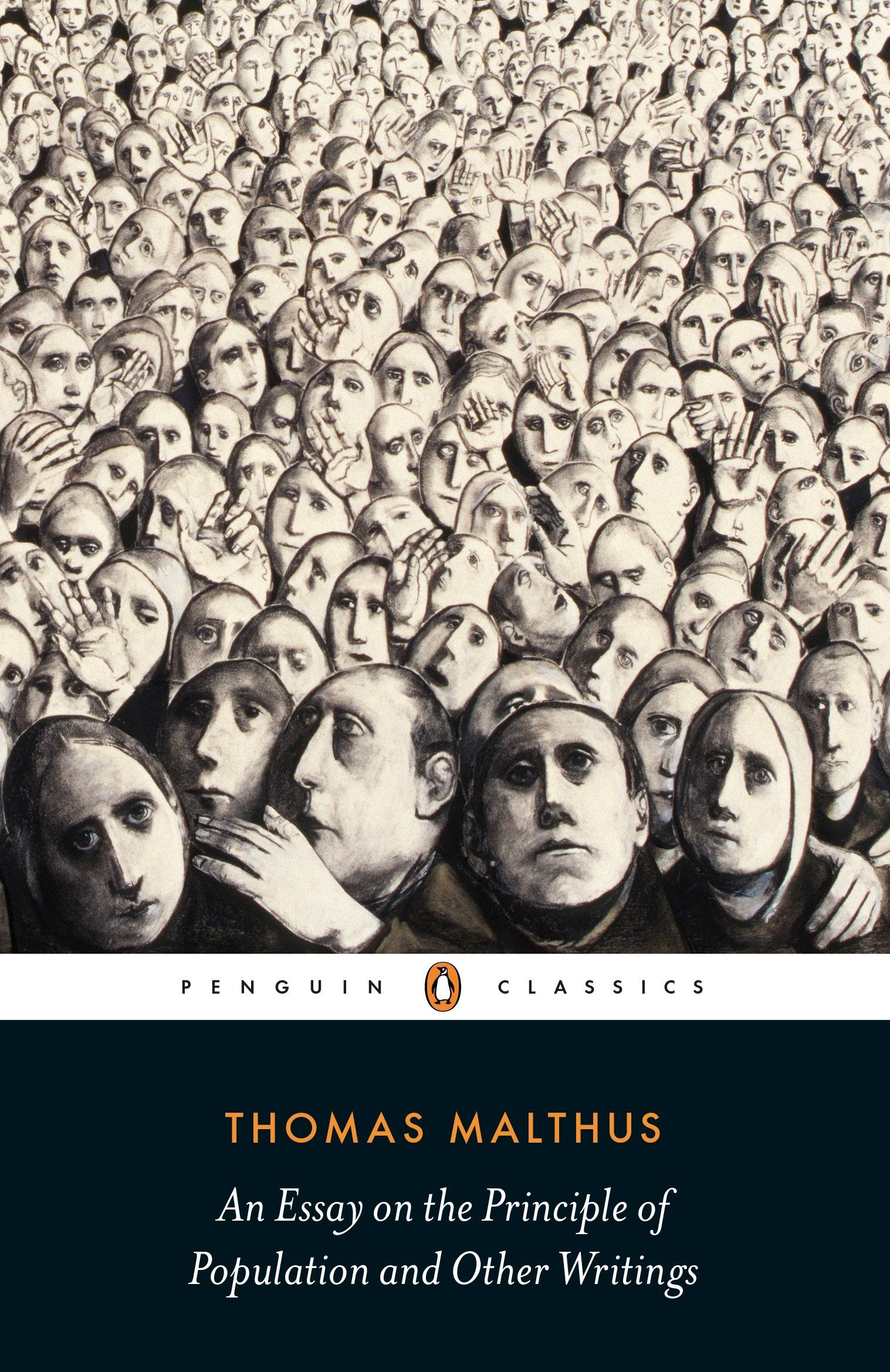 An Essay on the Principle of Population and Other Writings (Penguin Classics)