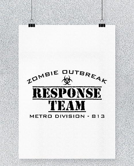 Compra Hippowarehouse Zombie Outbreak Response Team Metro ...