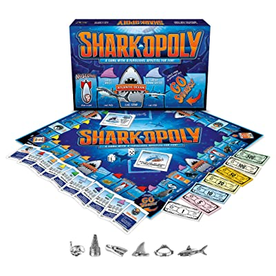 Sharkopoly: Toys & Games