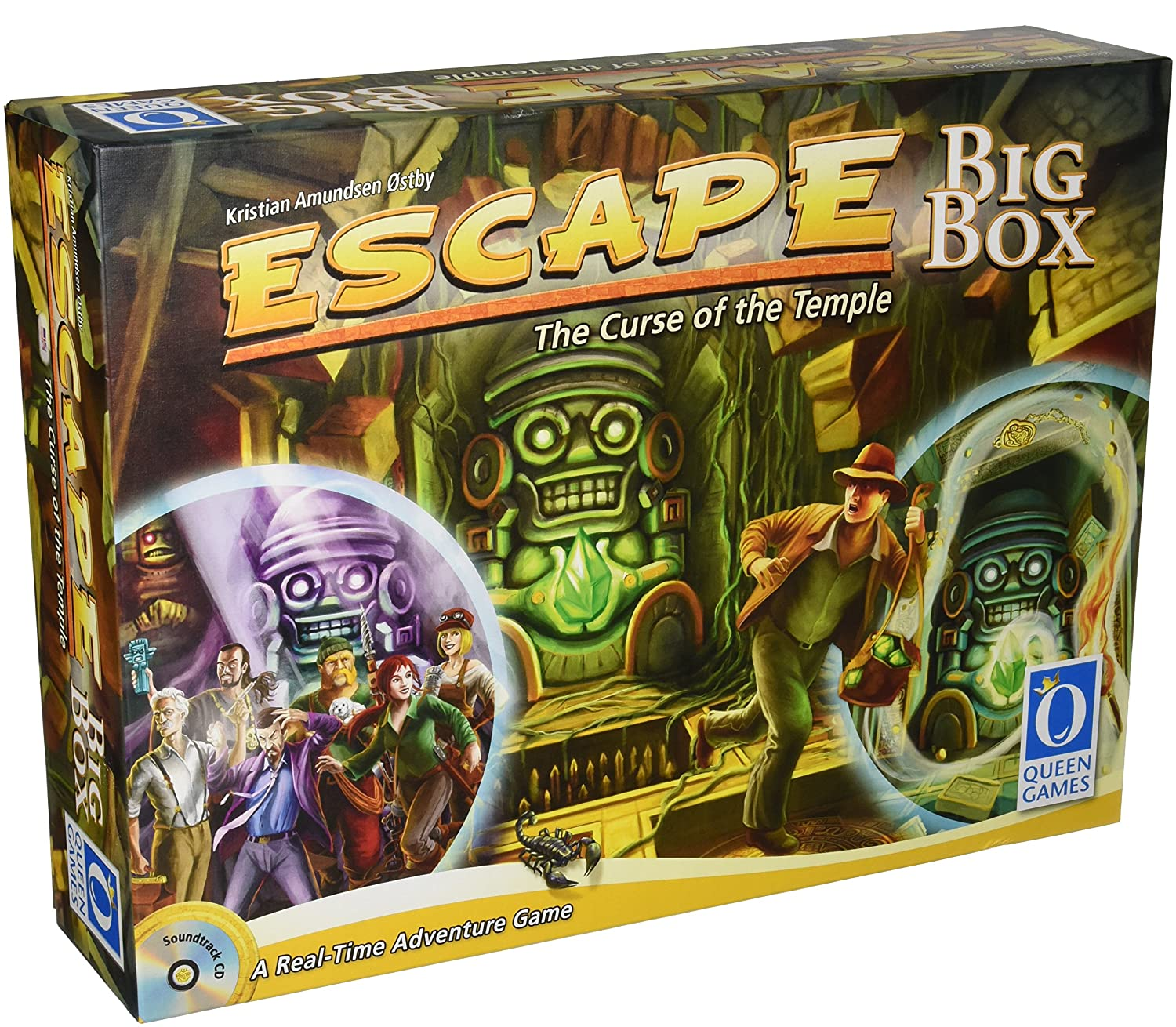 Amazon Queen Games Escape Big Box Toys Games