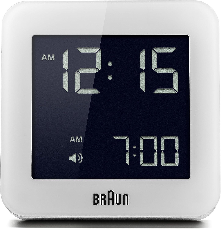 Braun BNC-009-WH Reloj, Blanco