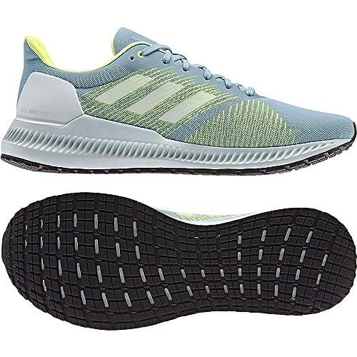 big sale 1de7c 664f0 adidas Damen Solar Blaze W Fitnessschuhe, grün
