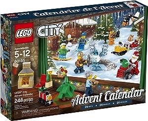 LEGO City Advent Calendar 60155 Building Kit
