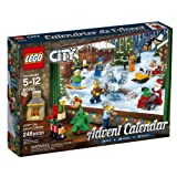 LEGO City Advent Calendar 60155 Building Kit (248 Piece)
