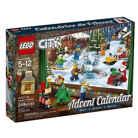 lego joulukalenteri 2018 hinta LEGO City 2017 Advent Calendar Building Kit 60155 (248 Pieces  lego joulukalenteri 2018 hinta