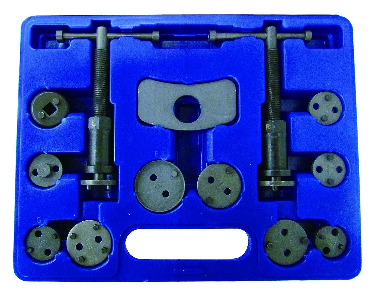 18 Piece Astro 78618 Brake Caliper Wind Back Tool Set