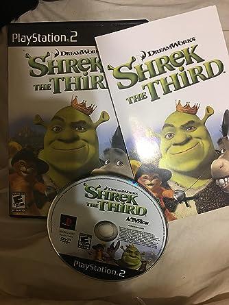 Shrek the Third (PS2) by ACTIVISION: Amazon.es: Videojuegos