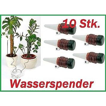 10x Bewasserung Fur Pflanzen Bewasserungssystem Wasserspender Urlaub