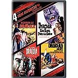 4 Film Favorites: Draculas (Dracula A.D. 1972, Dracula Has Risen from the Grave, Horror of Dracula, Taste the Blood of Dracul