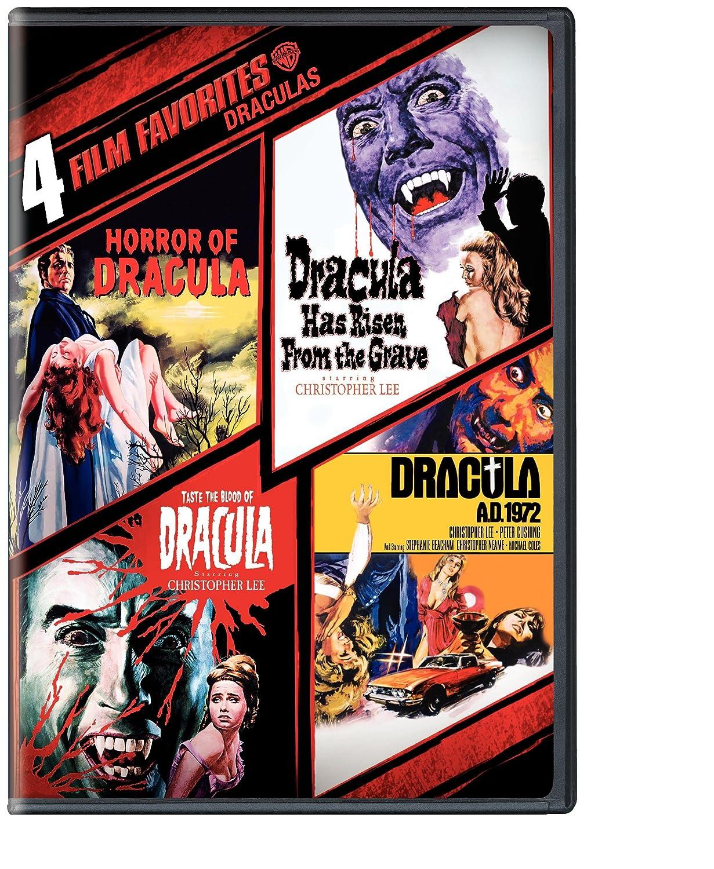 Dracula 4 Films