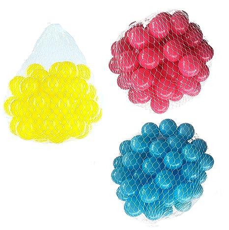 Balles pour balles salle de bain mélangées Mix avec Turquoise, Rose ...