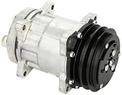Compressors AC Compressor & A/C Clutch For Ford Chevy Dodge
